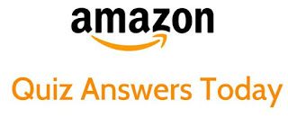amazon quiz contest today answers