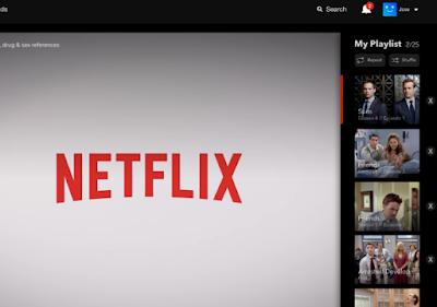 Cara Mmbatasi Film dan Acara TV di Netflix
