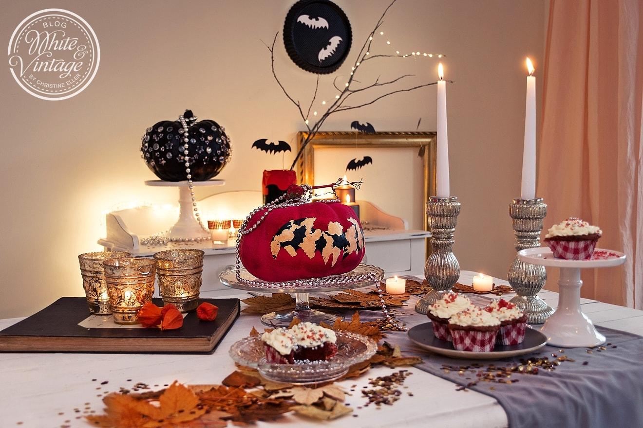 Deko Und Diy Blog Kreative Deko Ideen Fur Ein Schones Zuhause Schaurige Halloween Deko Selber Machen White And Vintage