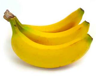 pisang, makanan energi
