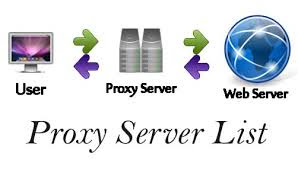 List of free proxy servers