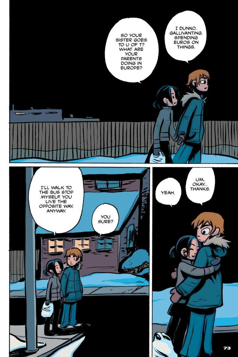 Read online Scott Pilgrim comic -  Issue #1 - 66