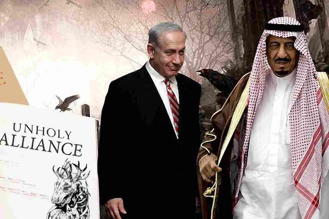 Palestina Bergejolak, Arab Saudi Justru Perkuat Hubungan dengan Israel