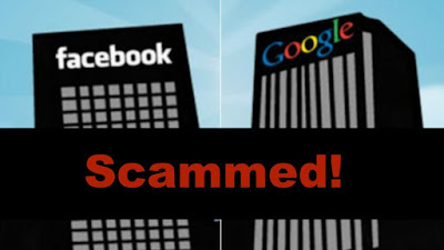 Google and Facebook lose '£77 million after falling for phishing scam sending cash to Lithuanian conman'