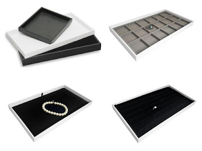 Shop the Stackable Plastic Trays at NileCorp.com