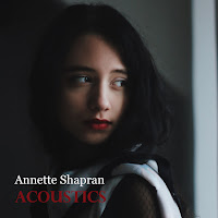 Download Annette Shapran's new album on iTunes - Discover indie pop music on The Indie Music Board - Discover independent music - March 2018