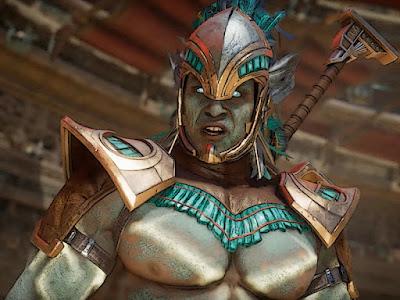 Kotal Kahn - MK11 Mortal Kombat 11