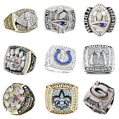 How Many Rings Does The Washington Redskins Have