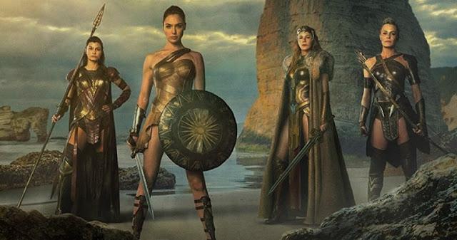 Wonder Woman será estrenada el 2 de julio de 2017