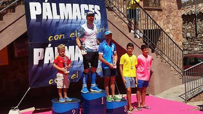 Natación Aranjuez en Pálmaces