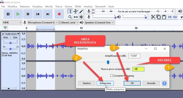 diminuzione-volume-audacity