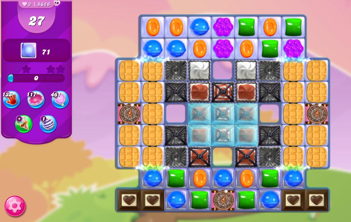 Candy Crush Saga level 5626