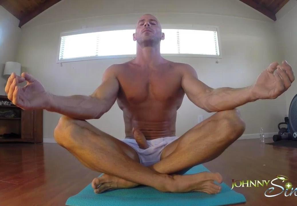 Solo Nude Yoga Porno Video 102