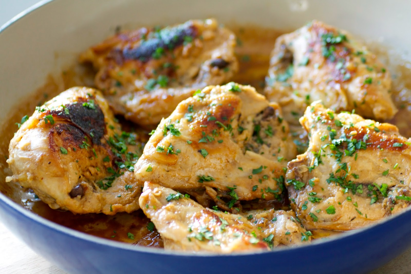 Lemon Butter Chicken recipe 2
