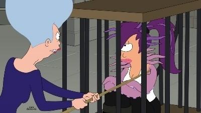 Futurama - Season 7 Episode 22: Leela and the Genestalk