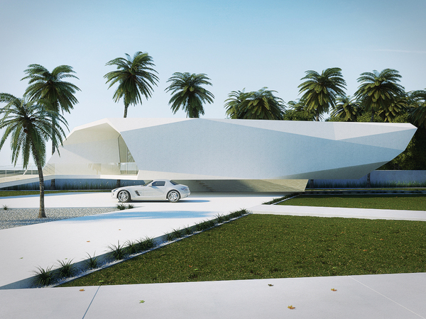 Modern Concept House Design-1