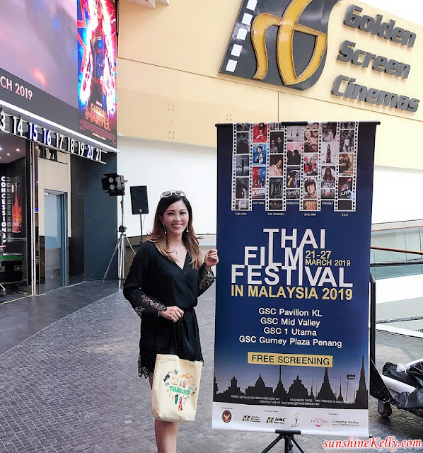 Thai Film Festival in Malaysia 2019, GSC Cinemas,Thai Film Festival, Thai Film, Thai Movies,  Bike Man, Premika, Homestay, 2,215, The Promise, APP War, The Pool, GSC Pavilion KL, GSC 1 Utama, GSC Mid Valley, GSC Gurney Plaza Penang, lifestyle