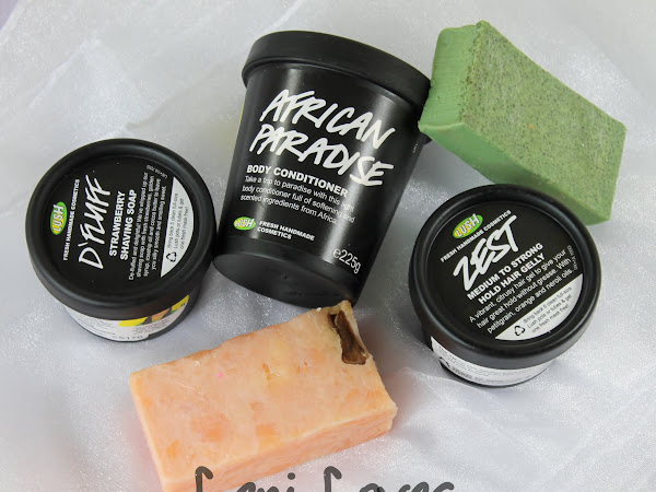 LUSH January New Releases