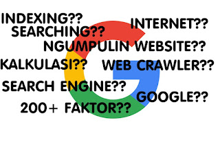 kemajuan yang cukup pesat bukan hanya berlaku pada kemajuan teknologi saja Cara Kerja Search Engine Yang Harus Dipahami