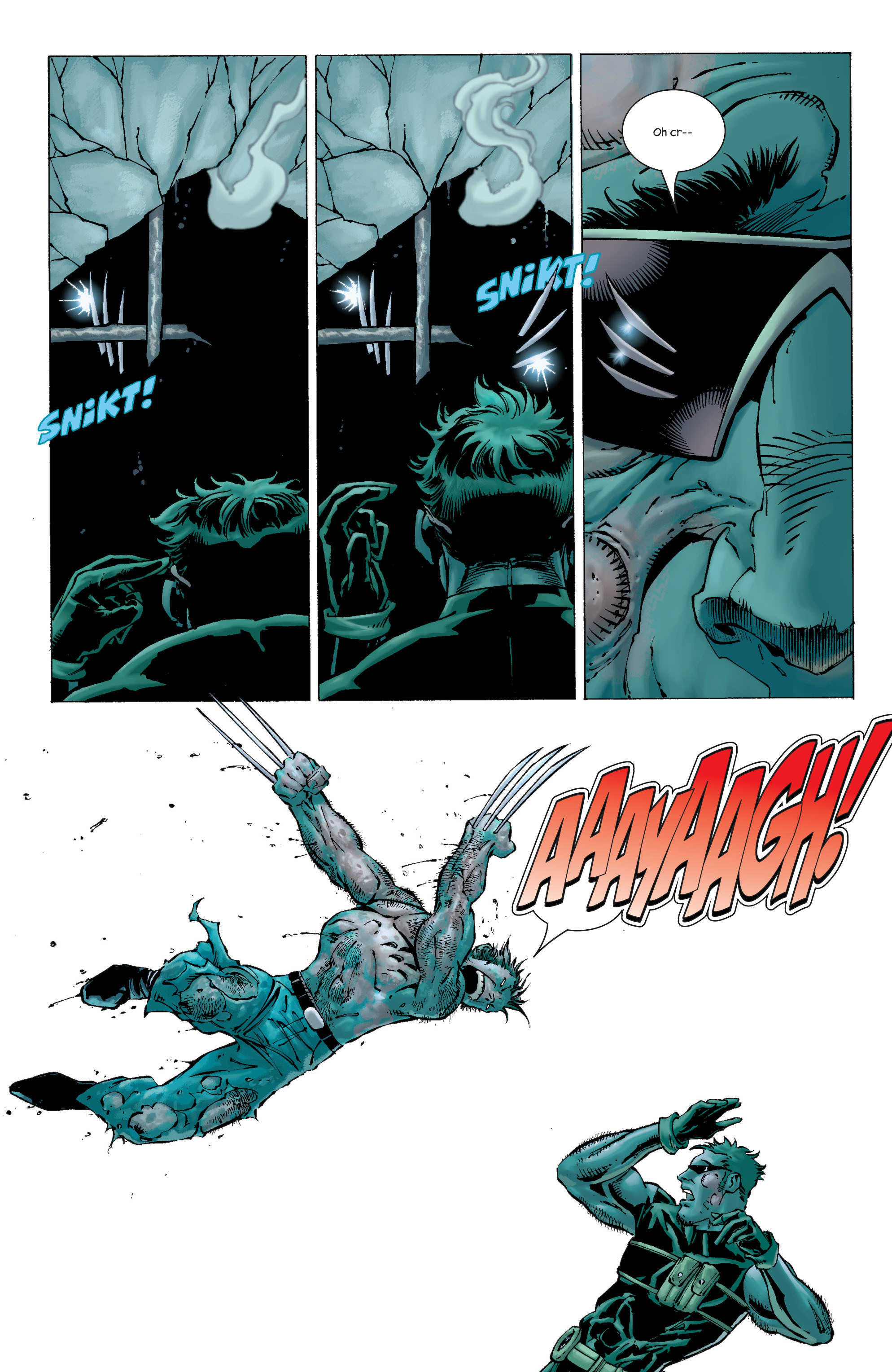 Read online Ultimate X-Men comic -  Issue #22 - 19