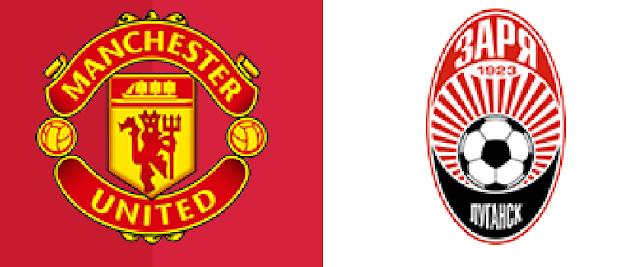 Manchester United VS Zorya Louhansk ... Live HD