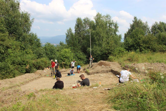 2,000 year old glass-making workshop discovered in Poland