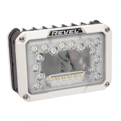 Akron Revel DC 14K LED Scene Light
