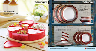 Tupperware Snacks Go Round