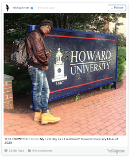 Nick Cannon Howard University