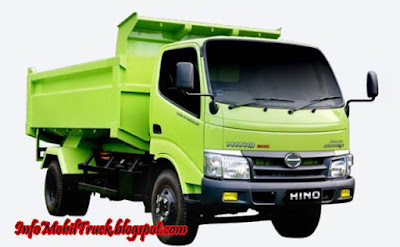 dump truk hino dutro standart