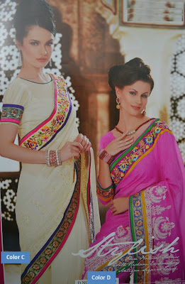 Ethnic Saree Collection - Party Dress