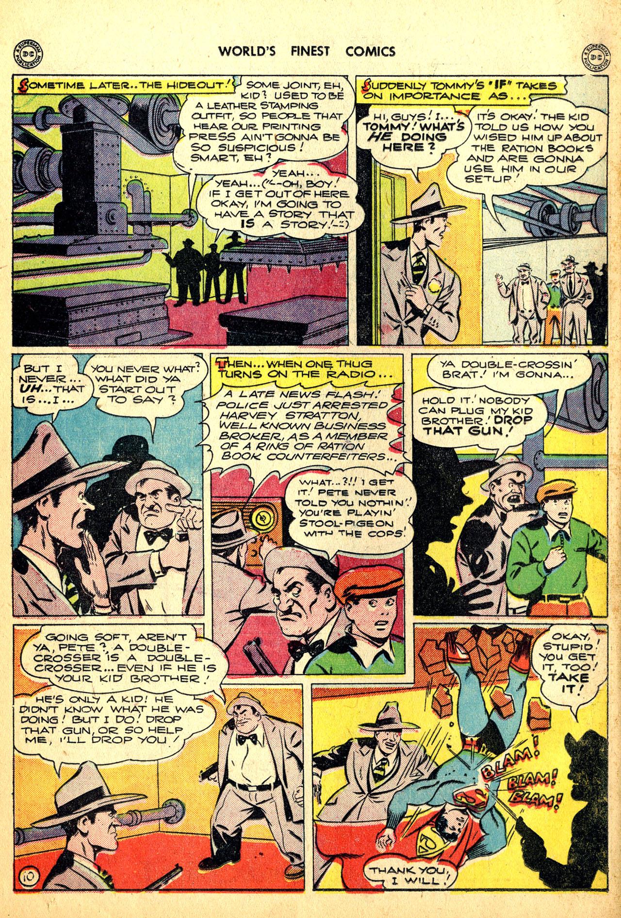 Read online World's Finest Comics comic -  Issue #18 - 12