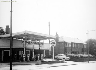 CO OP Garage CRS Ltd 1968