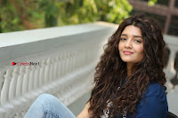Actress Rithika Sing Latest Pos in Denim Jeans at Guru Movie Interview  0182.JPG