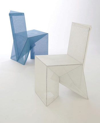 The Origami Chair | Tash and Lizette Make Open Designs