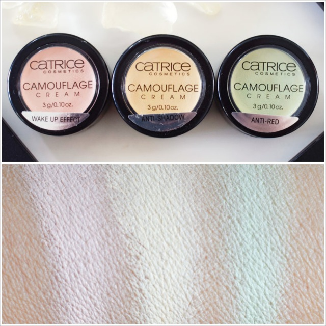 catrice Sortimentsupdate Camouflage Cream, Swatch