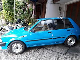 Dijual Toyota Starlet EP70 1000cc (starko)