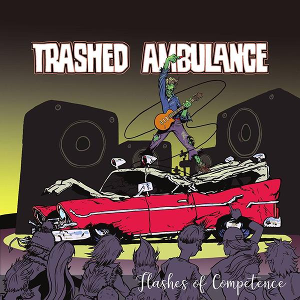 "Trashed Ambulance release video for ""Ambulance"""