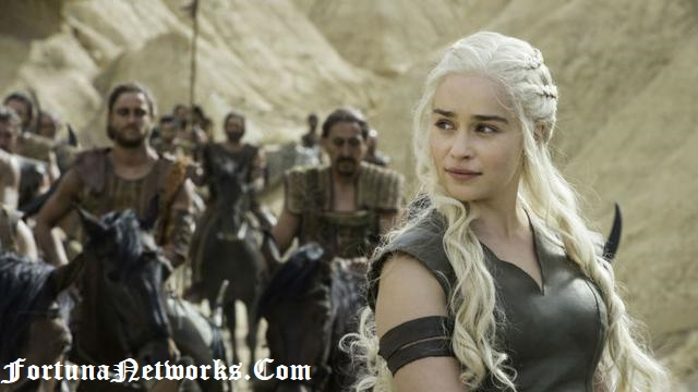 Game of Thrones Serial TV Paling Sering DiHijack di Internet