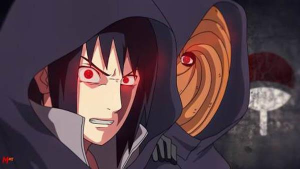 Sasuke dan Obito sama-sama memilih untuk menjadi jahat