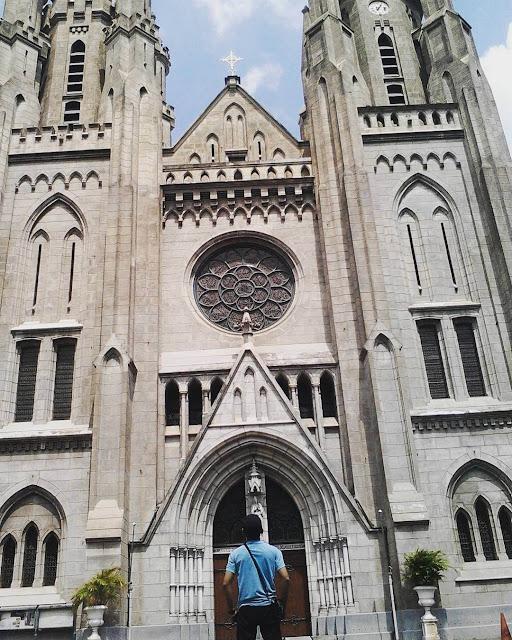 gereja katretdal jakarta