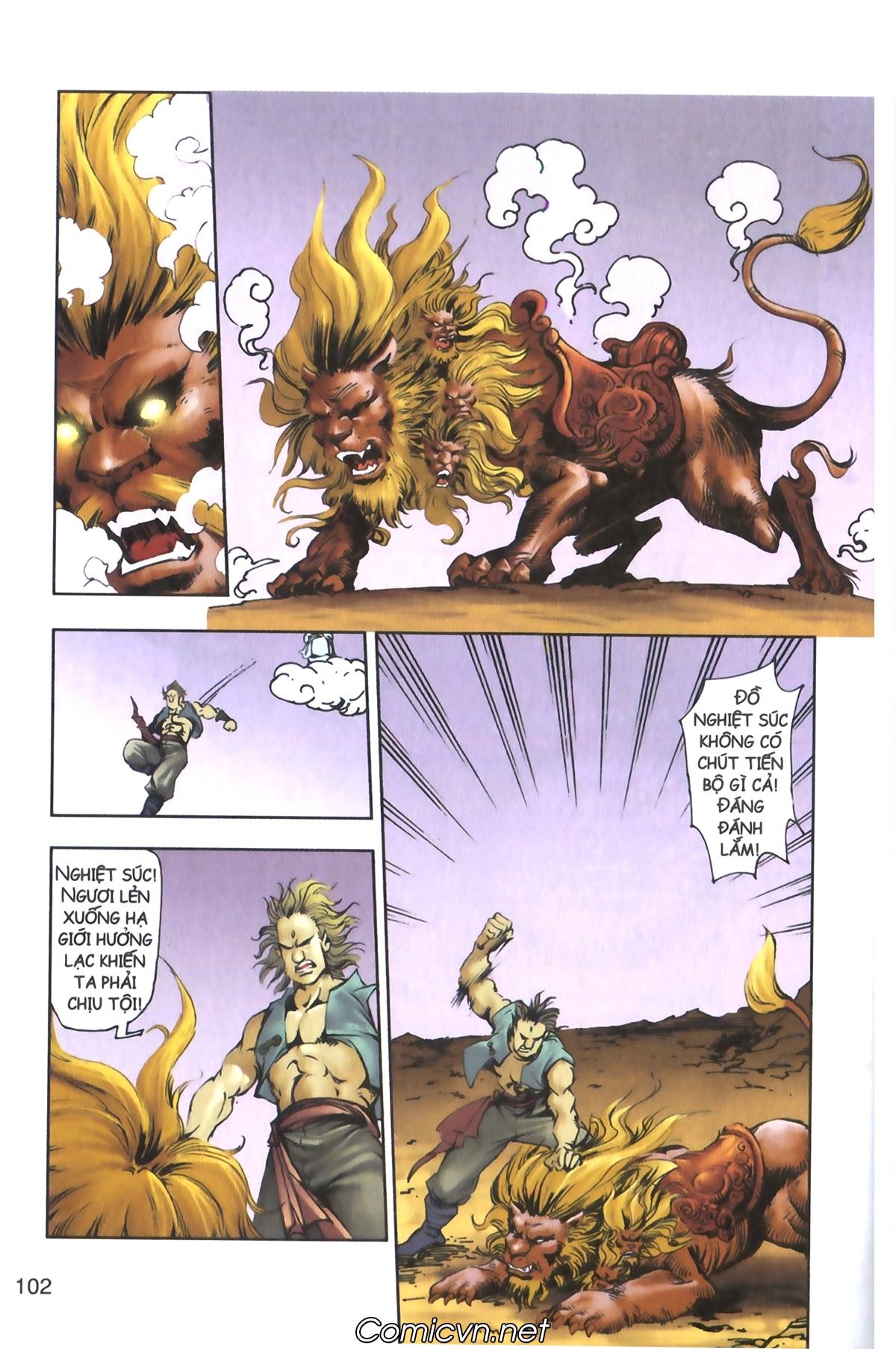 Tây Du Ký màu - Chapter 126 - Pic 13