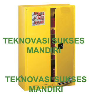 jual Flammable Cabinet