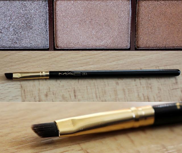 avis death by chocolate palette I heart makeup