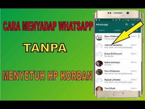 Cara Menyadap Whatsapp Tanpa Root Versi Terbaru