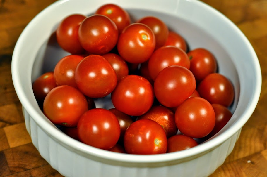 Whole Cherry Tomatoes | Taste As You Go