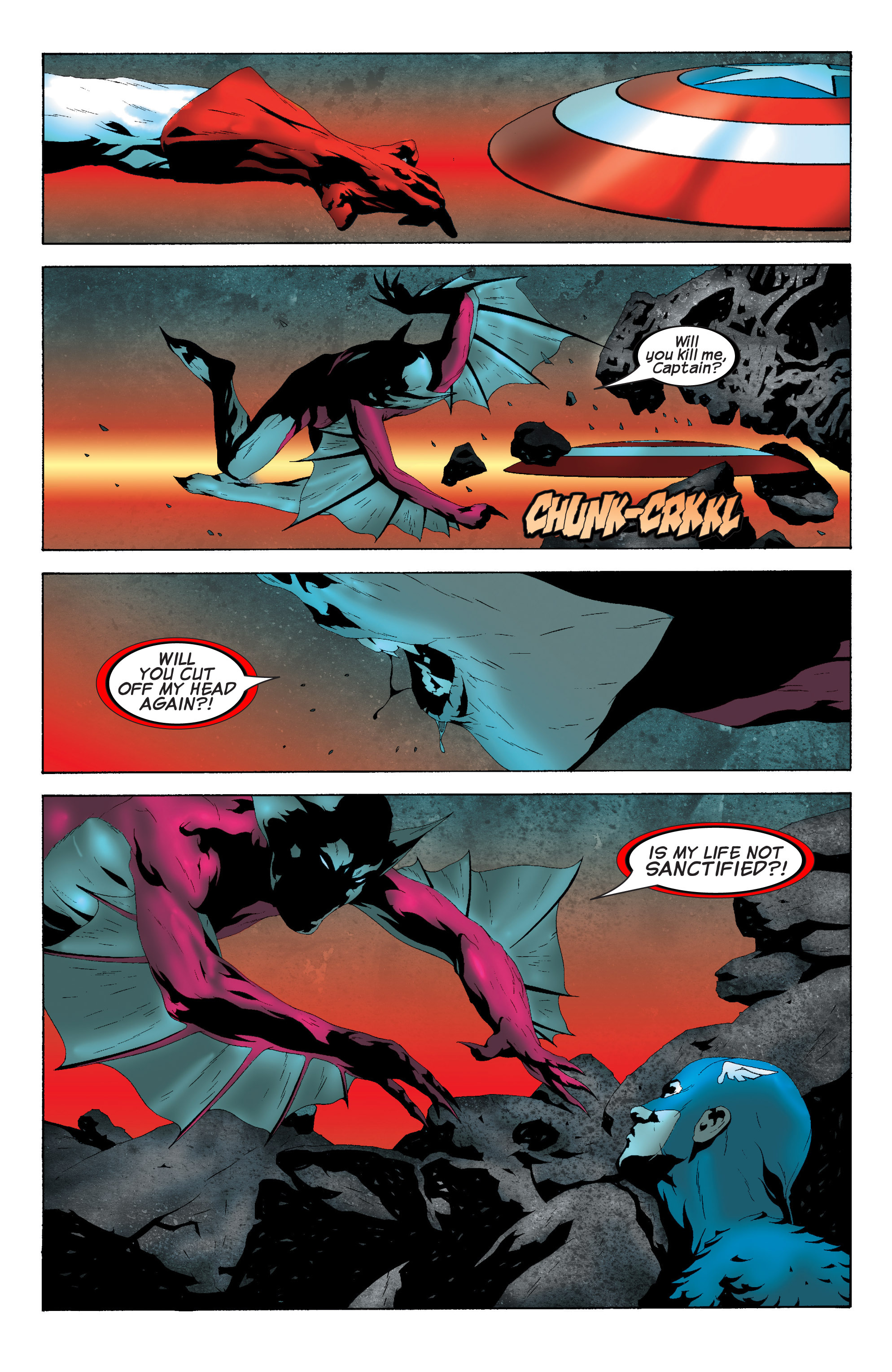 Captain America (2002) Issue #16 #17 - English 11