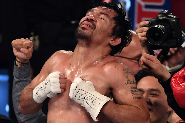 Malacanang Considers Manny Pacquiao 'A National Treasure'! Find More About It Here!