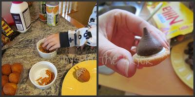 edible acorns