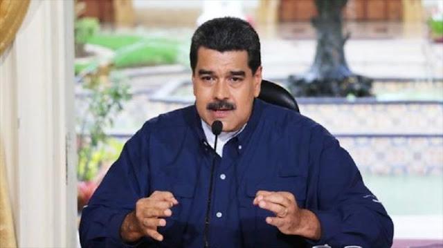 Maduro a EEUU: Todo lo que están intentando es una locura